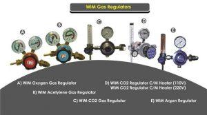 WIM GAS REGULATOR