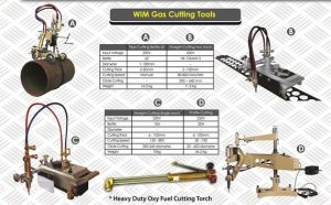 WIM GAS CUTTING TOOLS